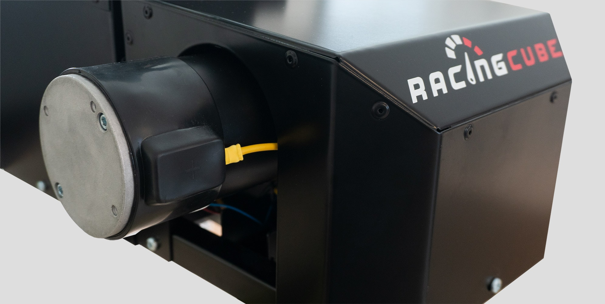 About RacingCUBE - Explore the RacingCUBE Motion Simulator