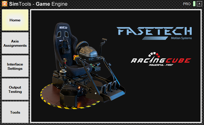 About RacingCUBE - Explore the RacingCUBE Motion Simulator